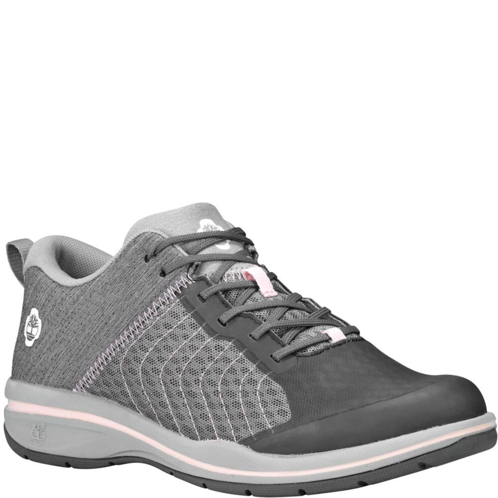 Image for Timberland PRO Women's Healthcare Sport Work Shoes - Grey from bootbay