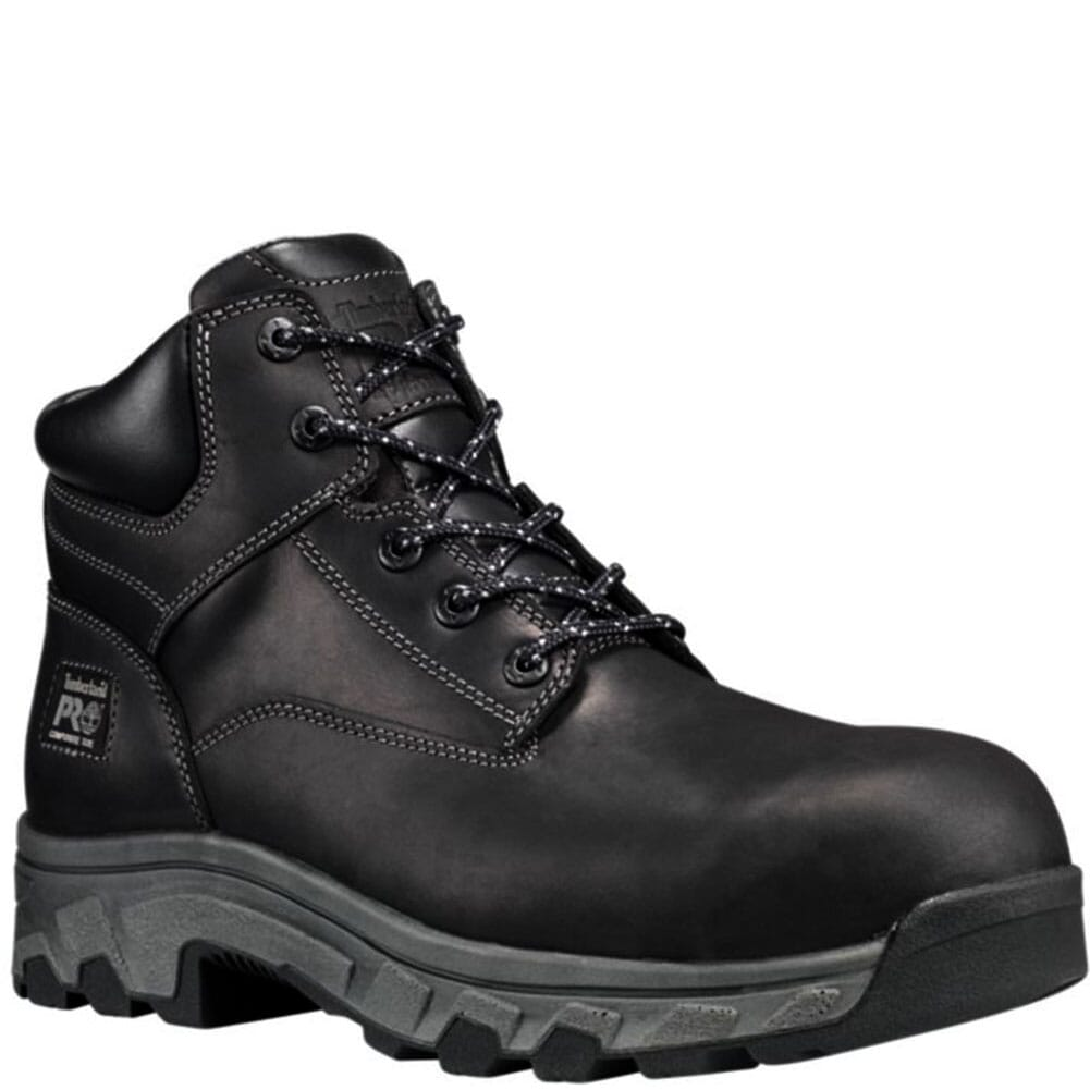 Image for Timberland Pro Men's Workstead SD Safety Boots - Black from bootbay