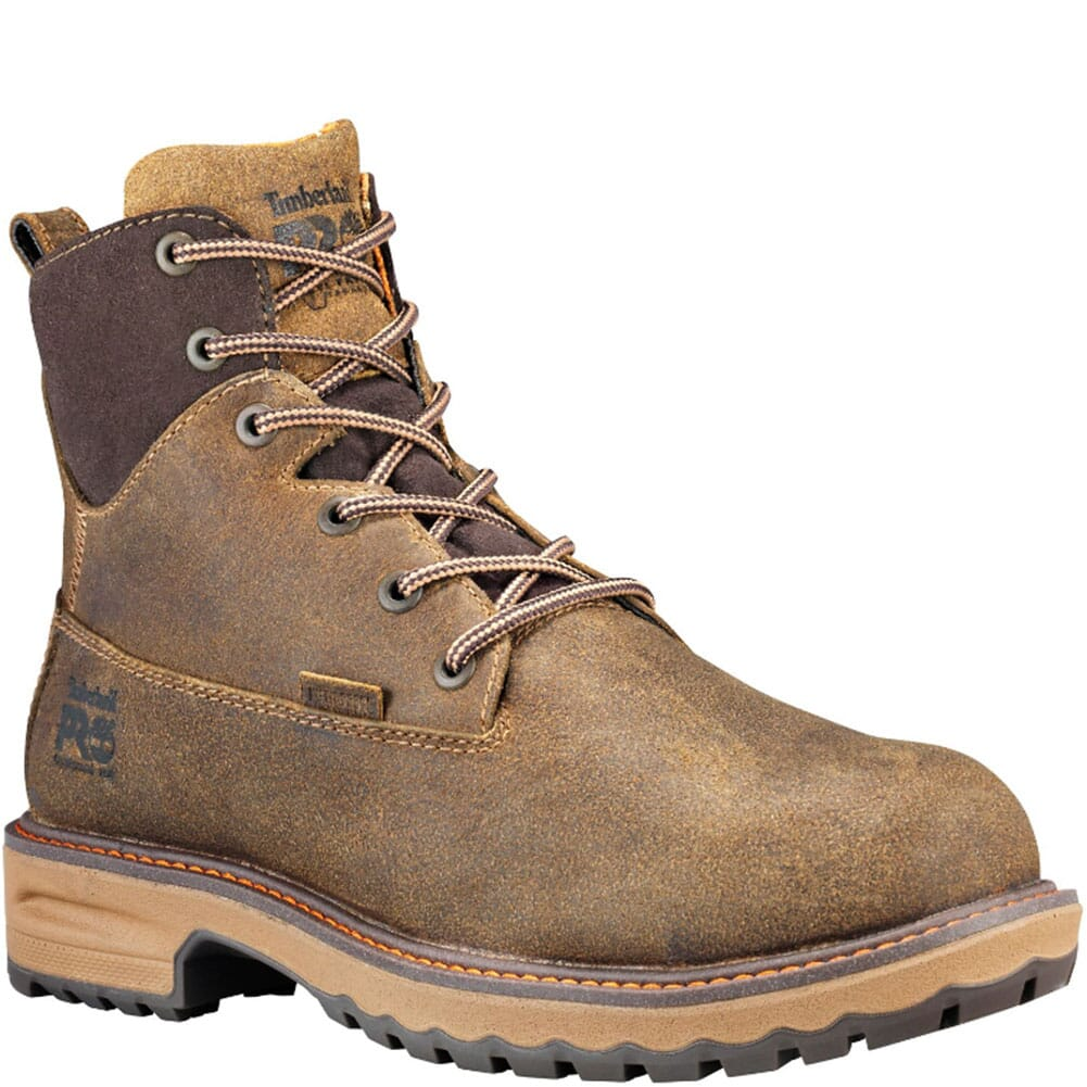 Image for Timberland PRO Women's Hightower NT Safety Boots - Brown from elliottsboots