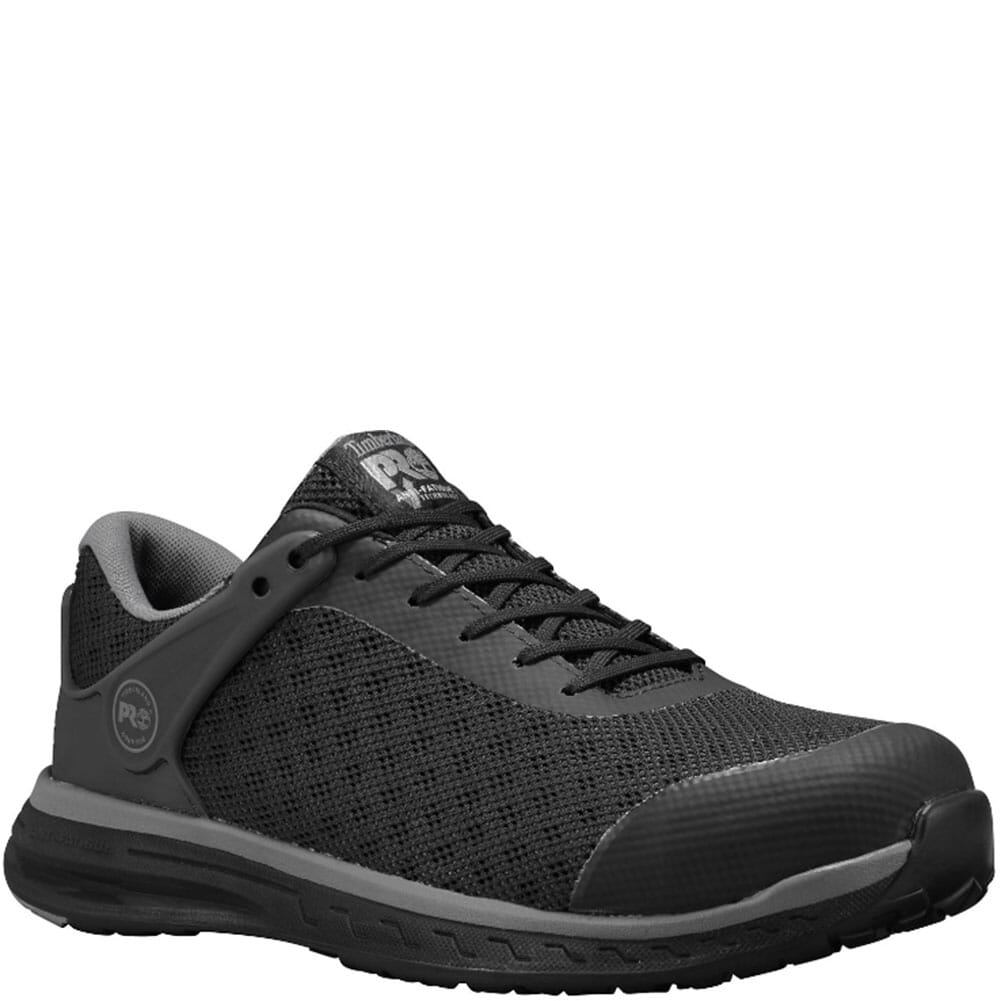 Image for Timberland PRO Men's Drivetrain Safety Shoes - Black from bootbay