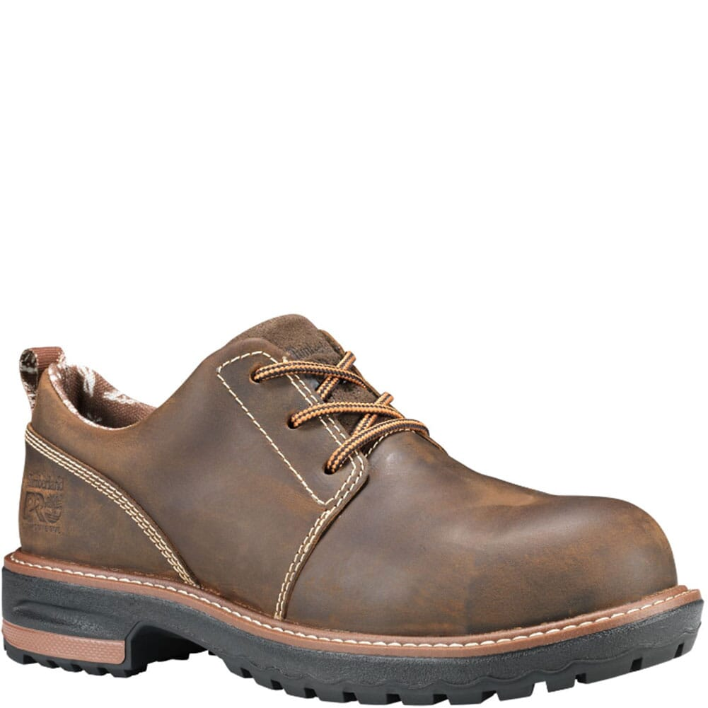 Image for Timberland Pro Women's Hightower SR Safety Shoes - Brown from bootbay