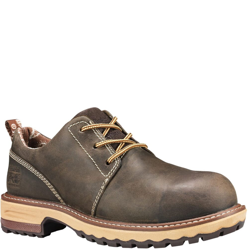 Image for Timberland Pro Women's Hightower Safety Shoes - Brown Coffee from bootbay