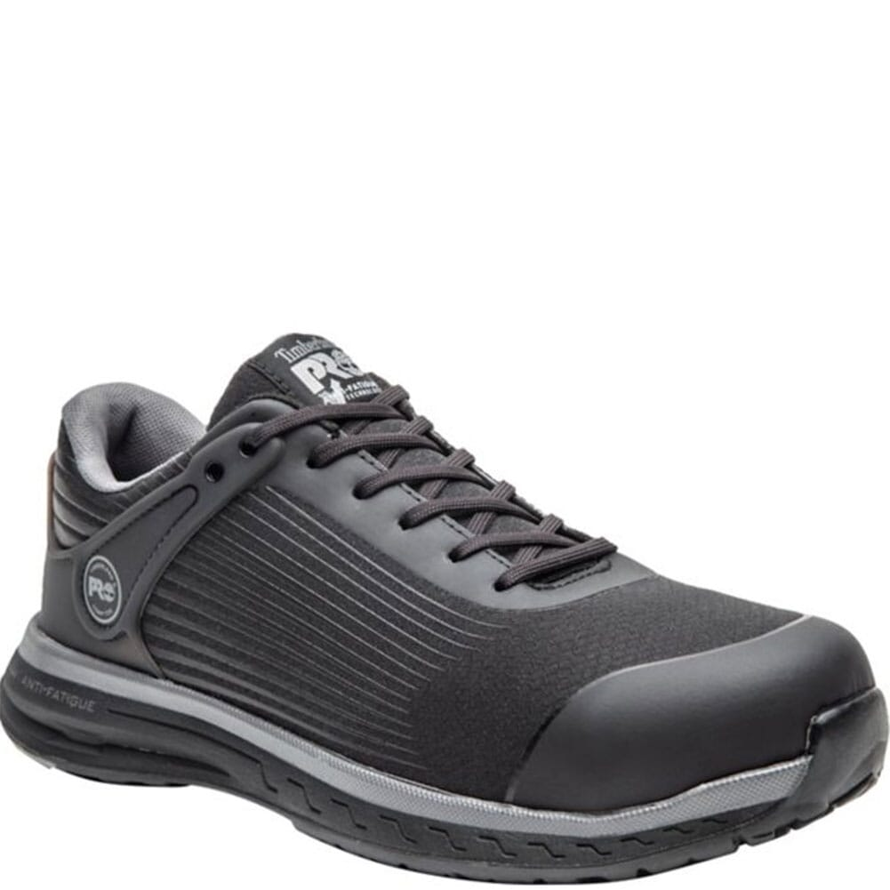 Image for Timberland Pro Men's Drivetrain NT SD35 Safety Shoes - Black from bootbay