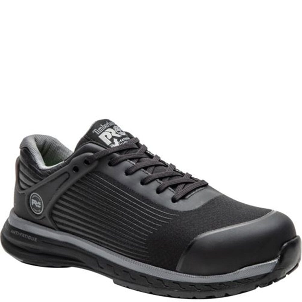 Image for Timberland Pro Women's Drivetrain SD35 Safety Shoes - Solid Black from elliottsboots