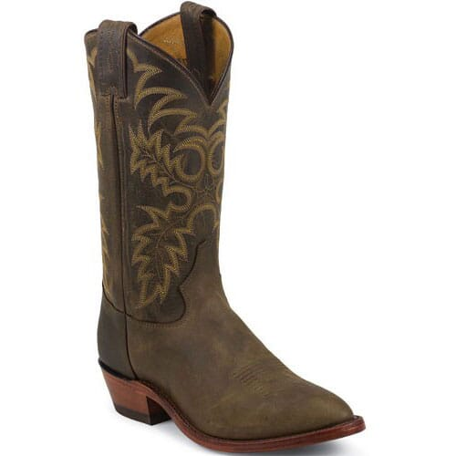 Image for Tony Lama Men's Americana Western Boots - Bay Apache from bootbay