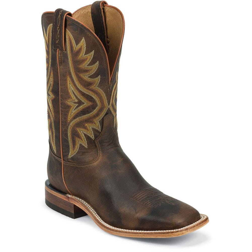 Image for Tony Lama Men's Avett Western Boots - Brown from bootbay