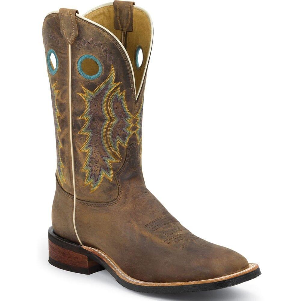 Image for Tony Lama Men's Century Americana Western Boots - Gold/Tan from bootbay