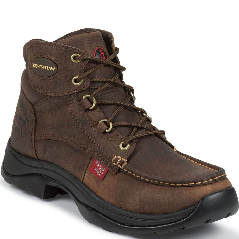 Image for Tony Lama Men's 3R Casuals WP Shoes - Briar from bootbay