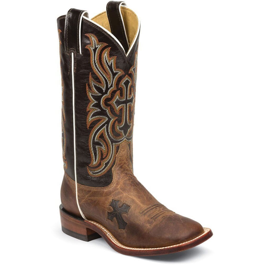 Image for Tony Lama Women's Lashka Western Boots - Tan Mad Dog from elliottsboots