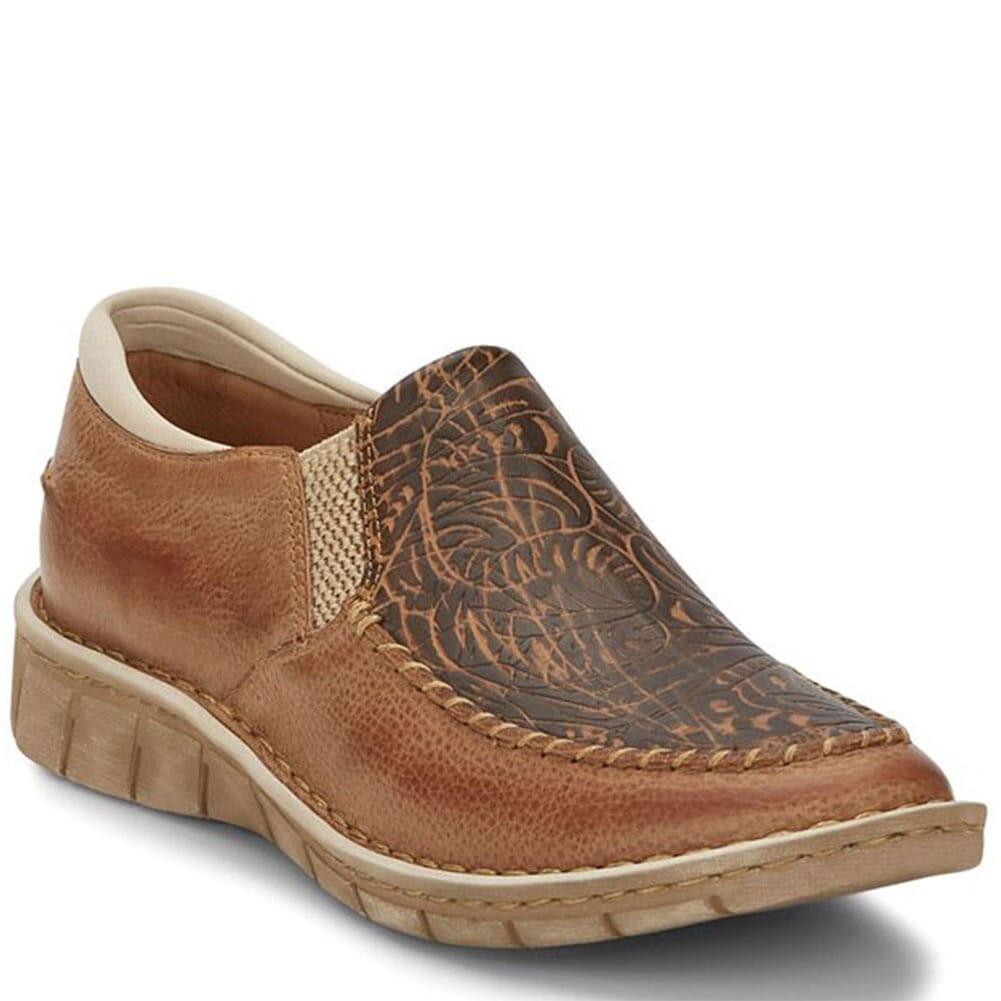 Image for Tony Lama Women's Magdalena Casual Shoes - Natural from bootbay