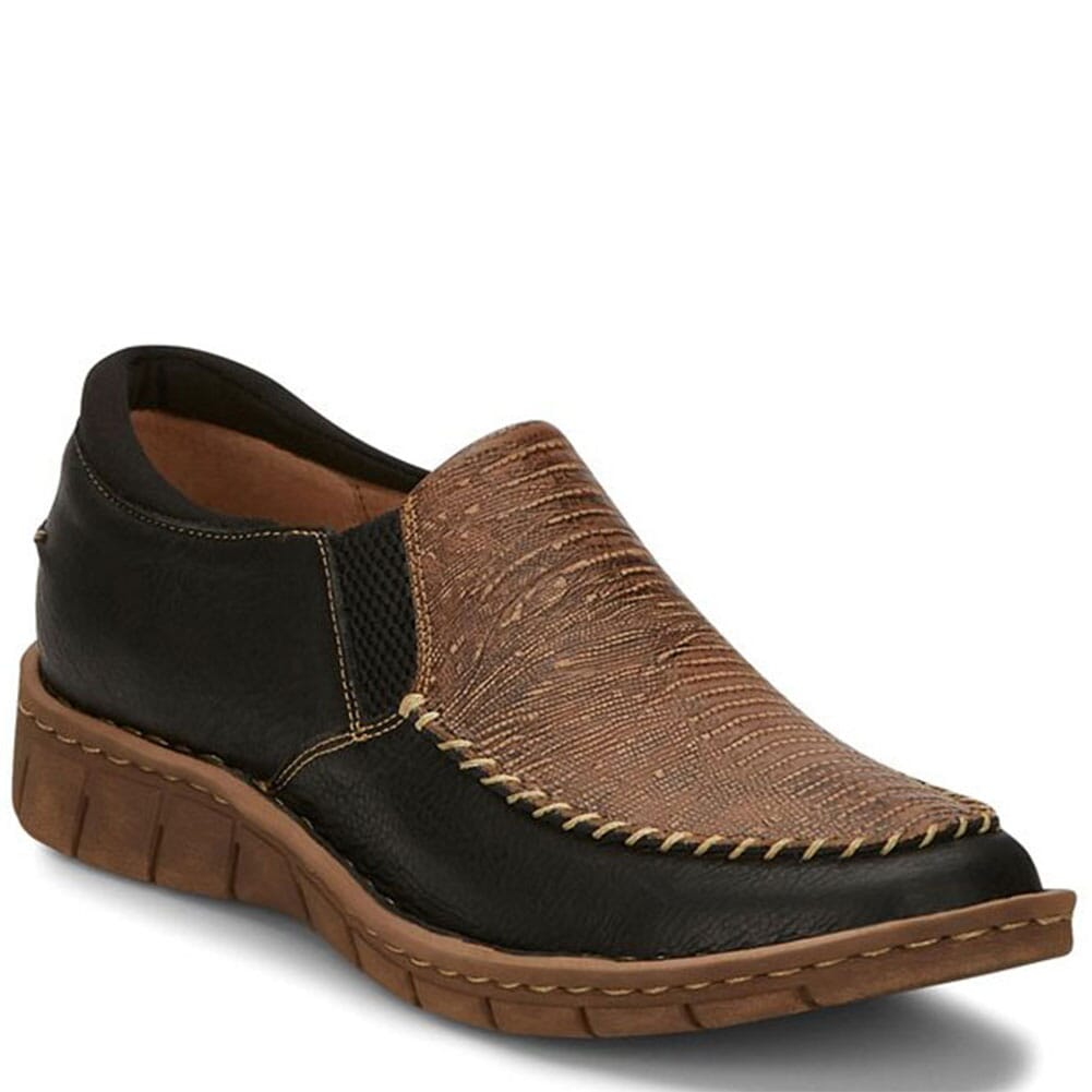 Image for Tony Lama Women's Magdalena Casual Shoes - Black from bootbay