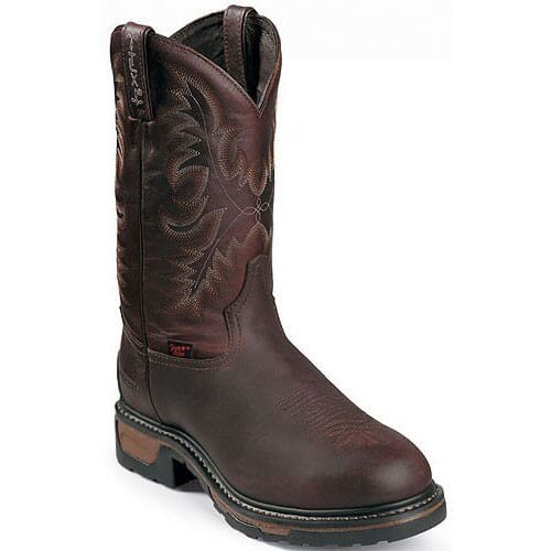 Image for Tony Lama Men's TLX Western Safety Boots - Briar from bootbay