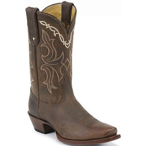 Image for Tony Lama Women's Vaquero Western Boots - Brown from bootbay