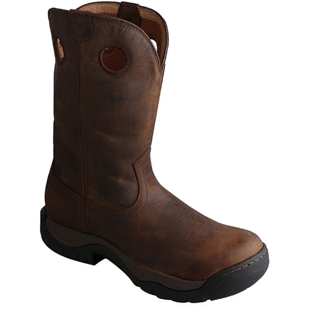 Image for Twisted X Men's All Around Work Boots - Taupe from bootbay