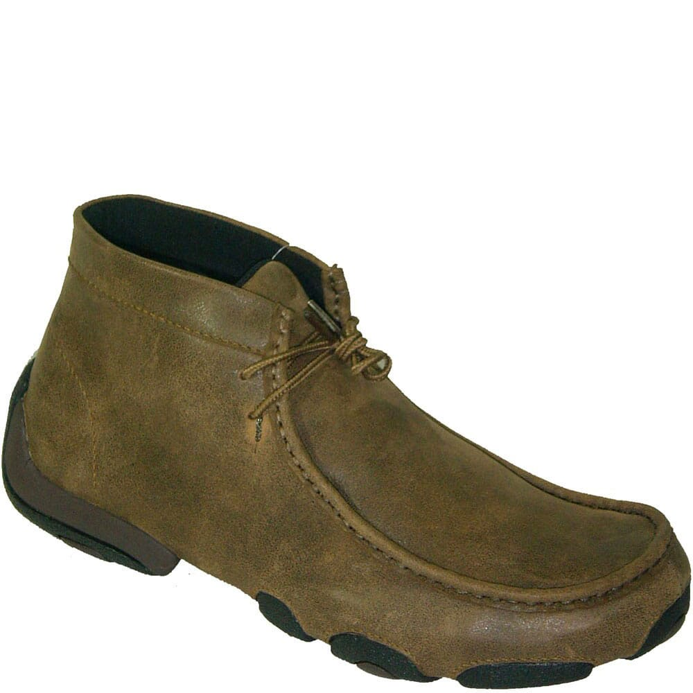 Image for Twisted X Men's Driving Moc Casual Boots - Bomber from bootbay