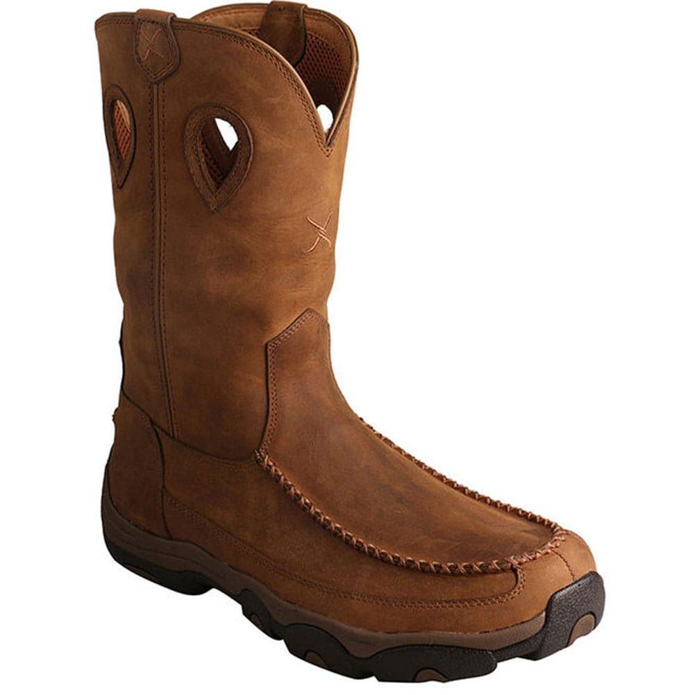 Image for Twisted X Men's Outdoor Boots - Distressed Saddle from bootbay