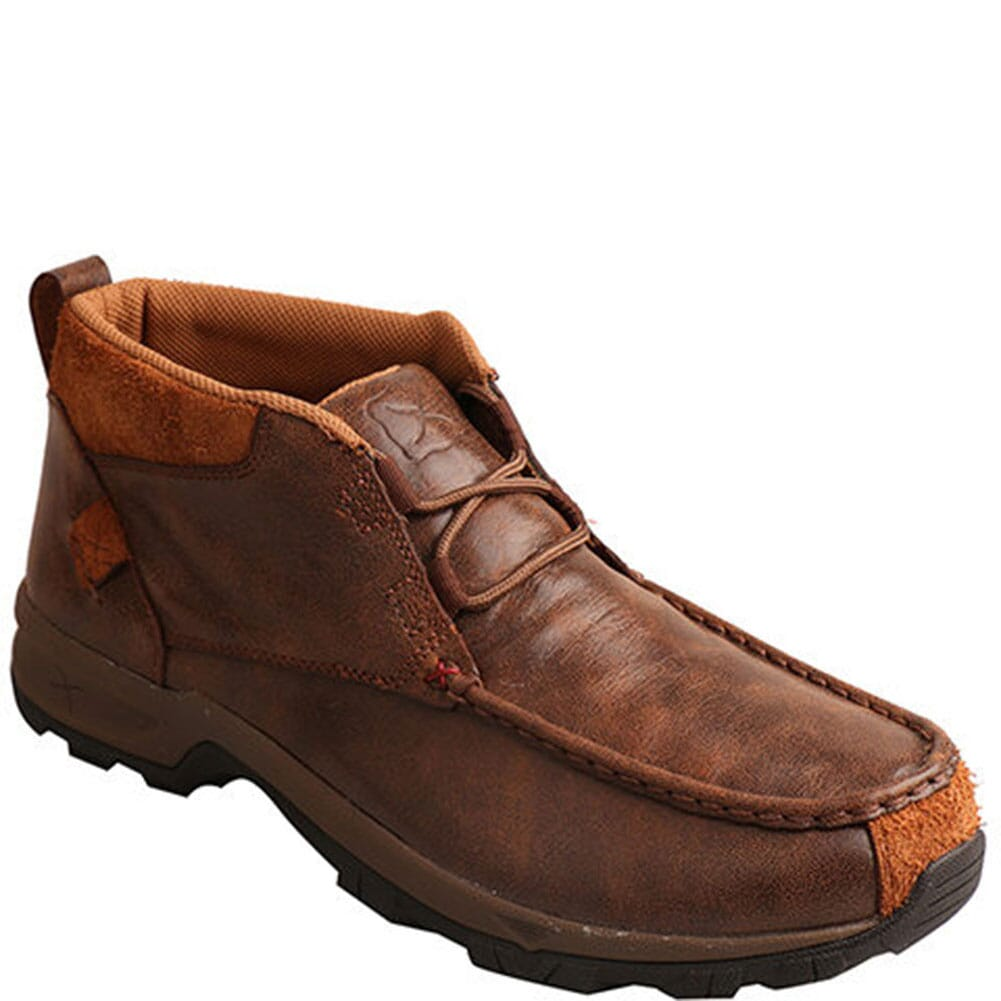 Image for Twisted X Men's Waterproof Casual Shoes - Brown from bootbay