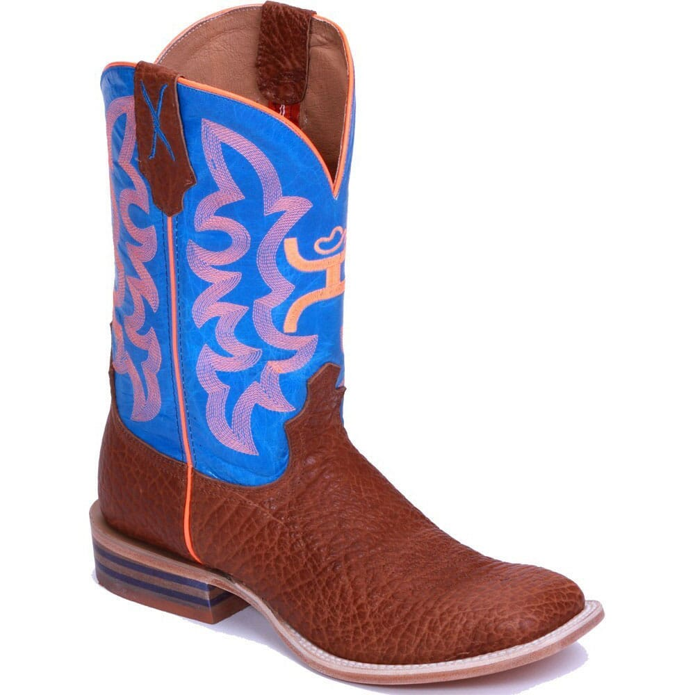 Image for Twisted X Men's Hooey 12IN Western Boots - Cognac from bootbay