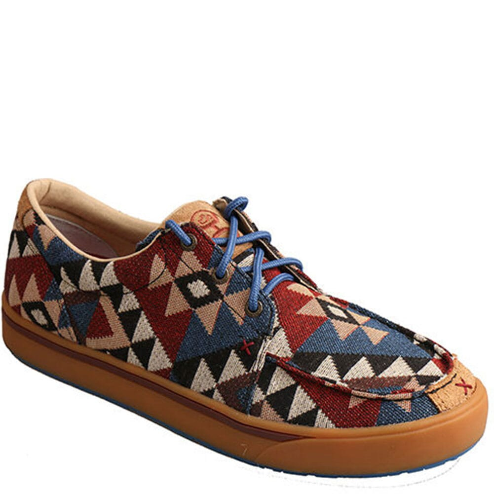 Image for Twisted X Men's Hooey Lopers Casual Shoes - Graphic from bootbay