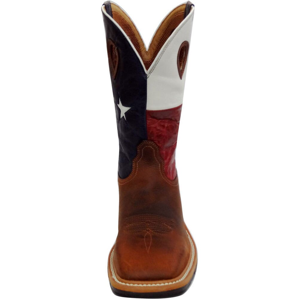Image for Twisted X Men's Texas Cowboy Safety Boots - Brown from bootbay