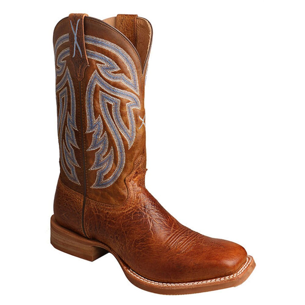 Image for Twisted X Men's Rancher Western Boots - Peanut from bootbay