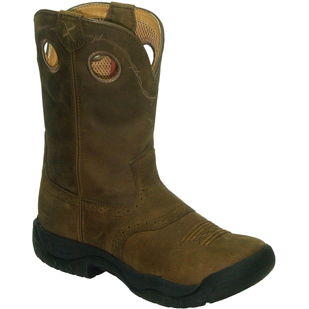 Image for Twisted X Women's All Around Work Boots - Distressed from bootbay