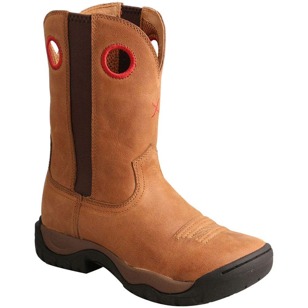 Image for Twisted X WomenÆs All Around Work Boots - Tan from elliottsboots