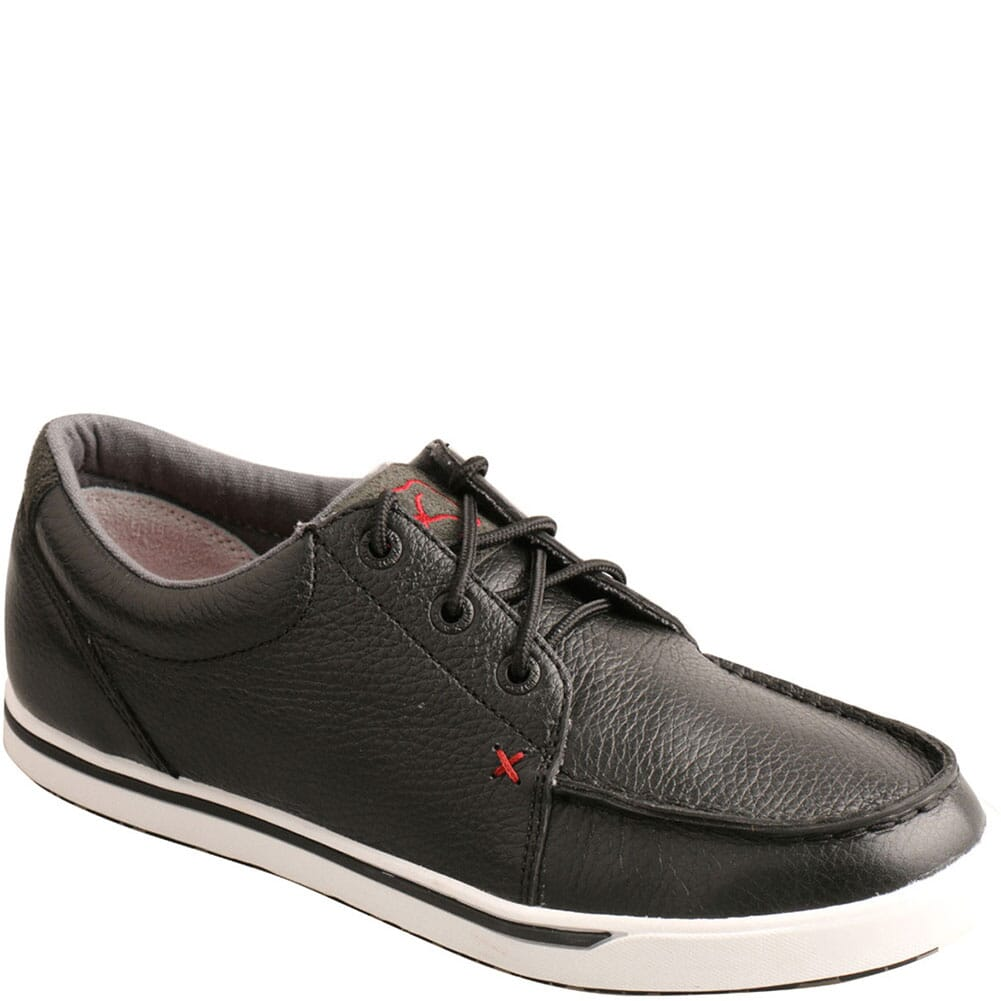 Image for Twisted X Women's Kicks Casual Shoes - Softy Black from bootbay