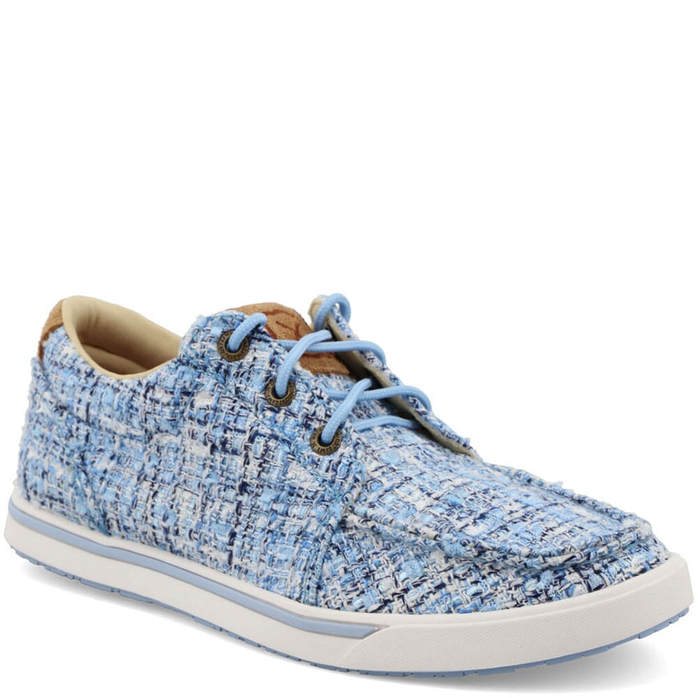 Image for Twisted X Women's Kicks Casual Shoes - Blue Multi from bootbay