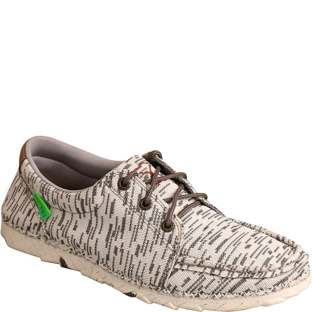 Image for Twisted X Women's Zero-X Casual Shoes - White/Grey from bootbay