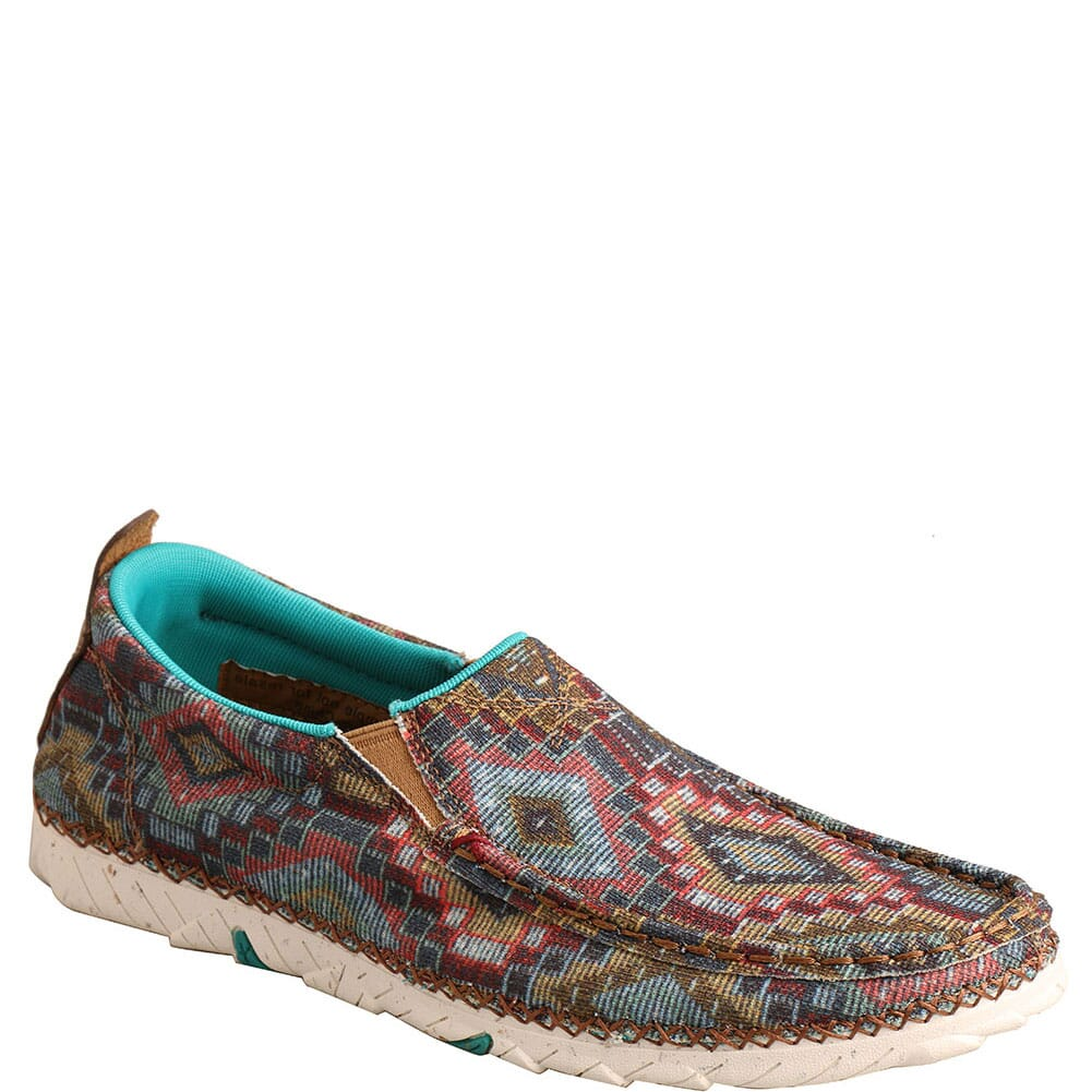 Image for Twisted X Women's Zero-X Casual Shoes - Multi from bootbay