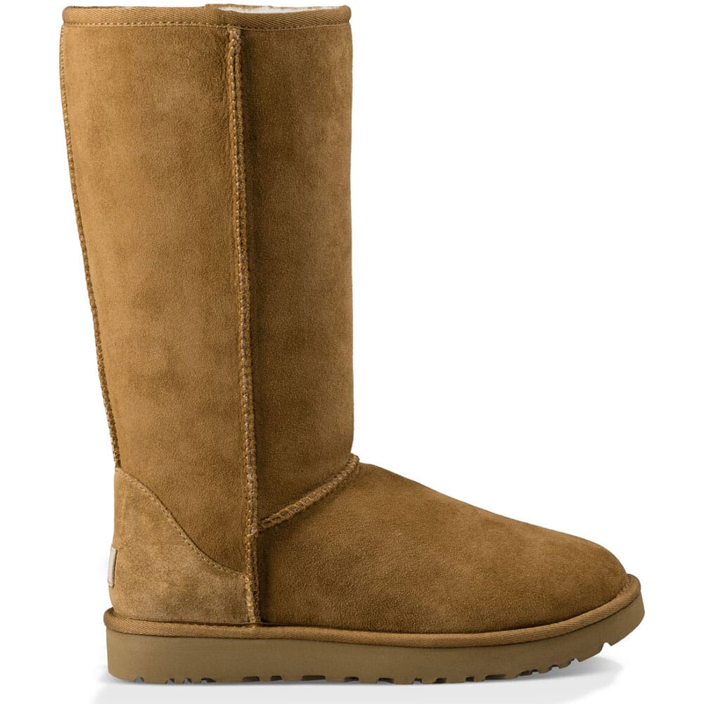 Image for UGG Women's Classic II Tall Casual Boots - Chestnut from bootbay