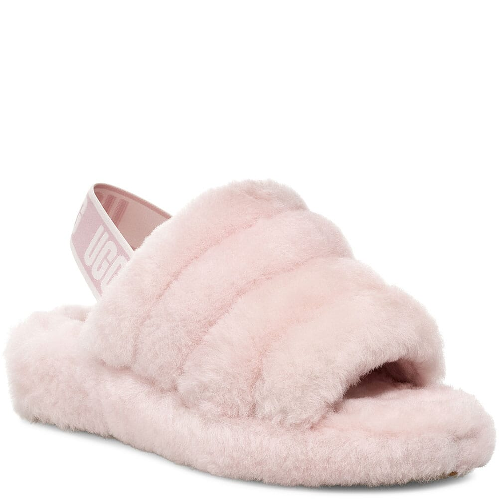 Image for UGG Women's Fluff Yeah Slides - Pink from bootbay