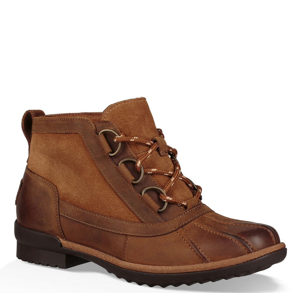 Image for UGG Women's Heather Casual Boots - Chestnut from bootbay
