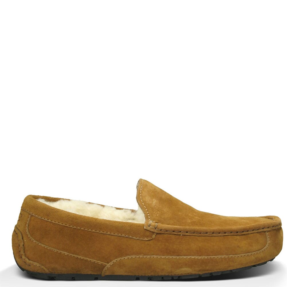 Image for UGG Men's Ascot Casual Slippers - Chestnut from bootbay