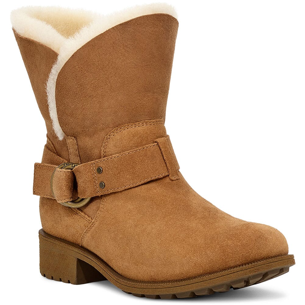 Image for UGG Women's Bodie WP Casual Boots - Chestnut from bootbay
