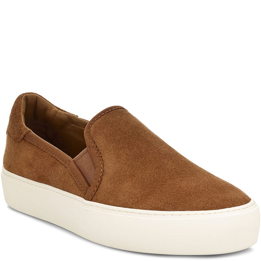 Image for UGG Women's Jass Suede Casual Shoes - Chestnut from bootbay