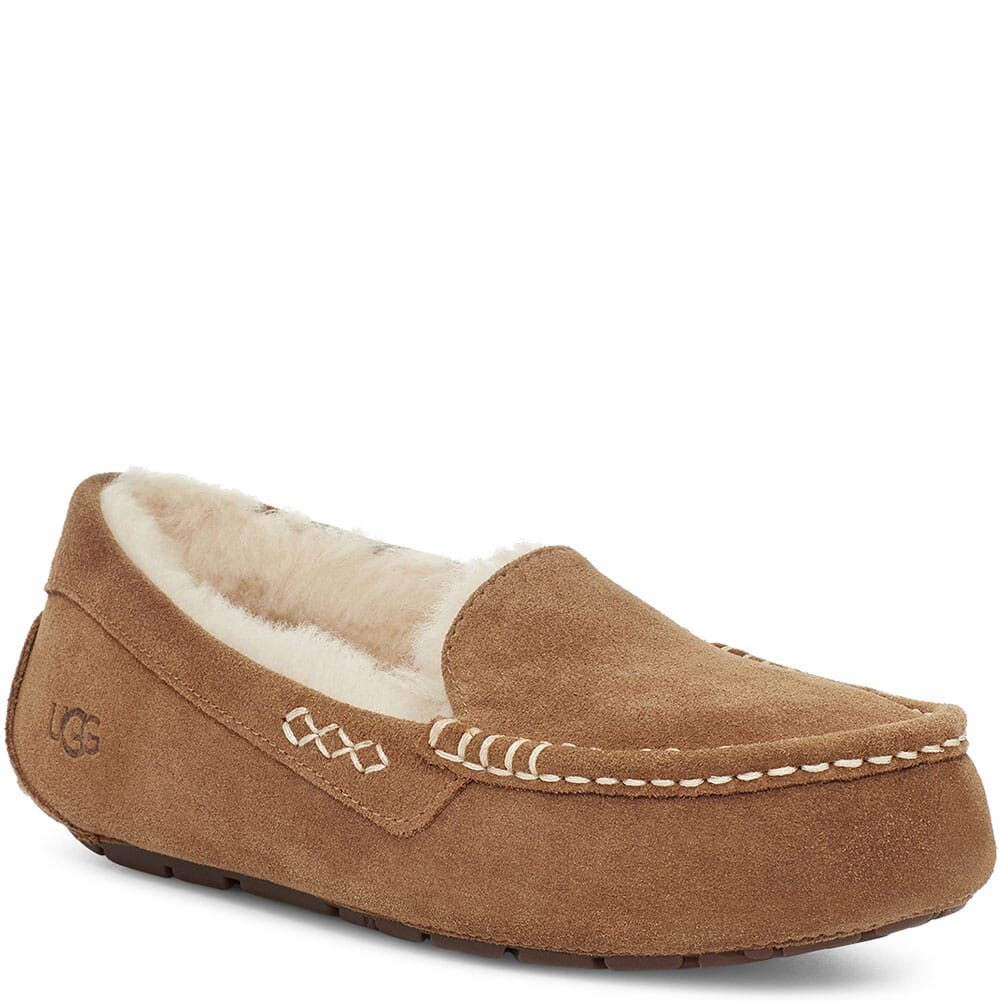 Image for UGG Women's Ansley Casual Slippers - Chestnut from bootbay