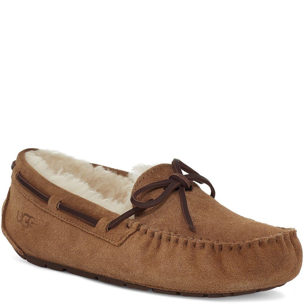 Image for UGG Women's Dakota Casual Slippers - Chestnut from bootbay