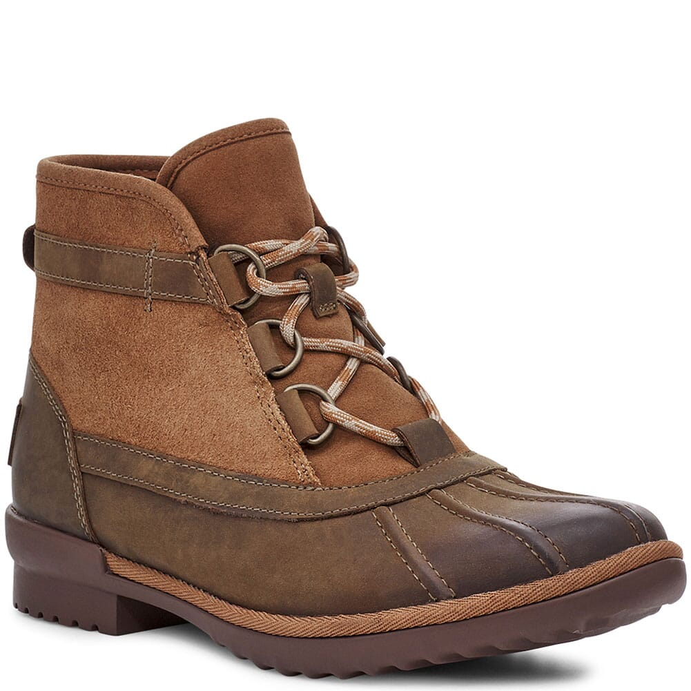 Image for UGG Women's Greda Casual Boots - Chestnut from bootbay