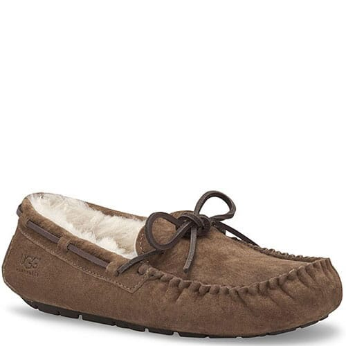 Image for UGG Women's Dakota Casual Shoes - Chestnut from bootbay