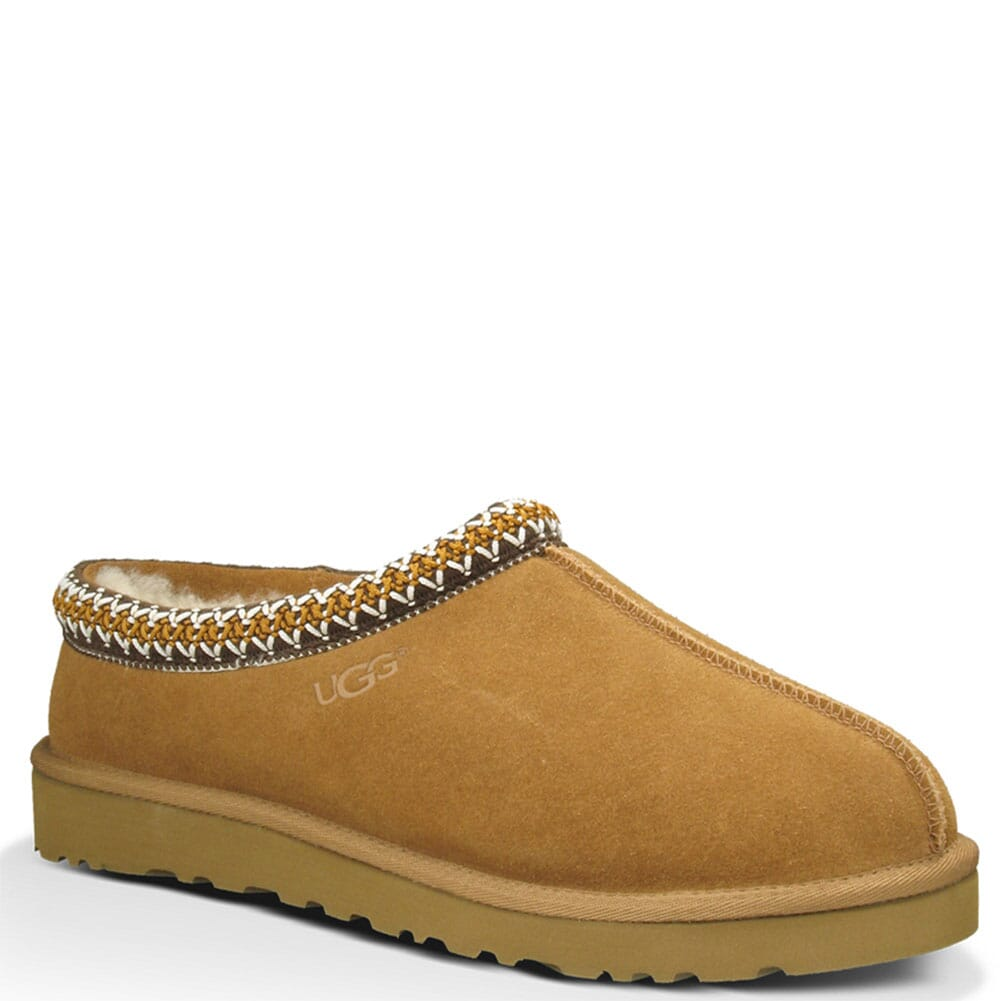 Image for UGG Men's Tasman Slippers - Chestnut from bootbay