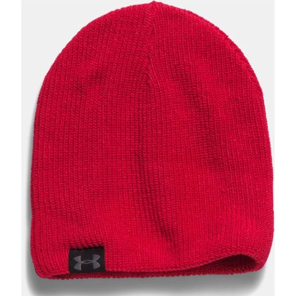 Image for Under Armour Men's Basic Beanie - Red from bootbay