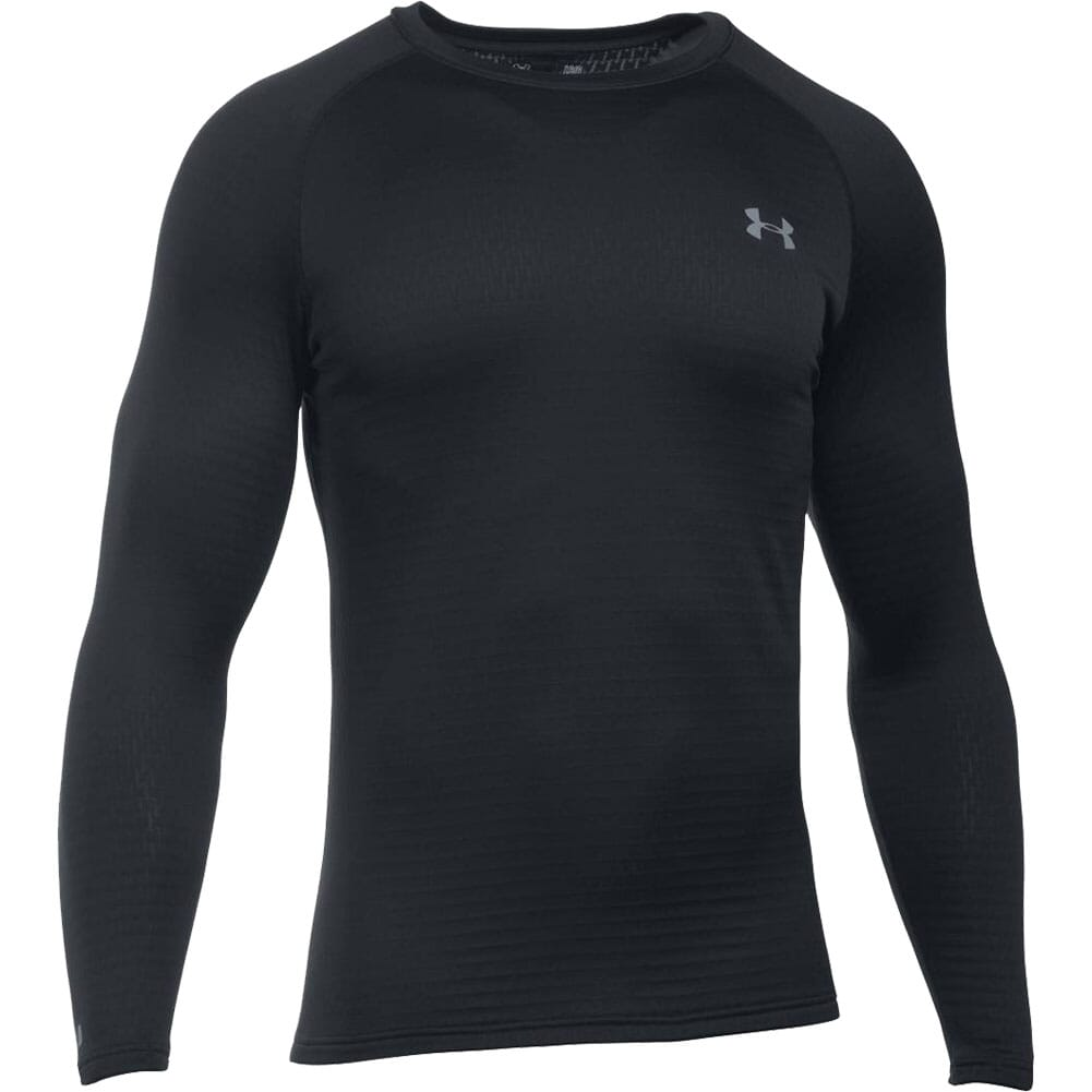 Image for Under Armour Men's Base 2.0 Crew - Black from bootbay