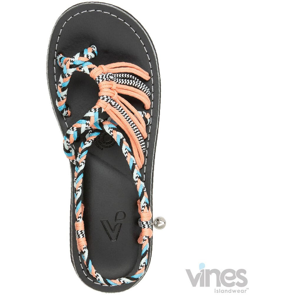 Image for Women's Beach Babe X Sandals - Melon/Black from bootbay