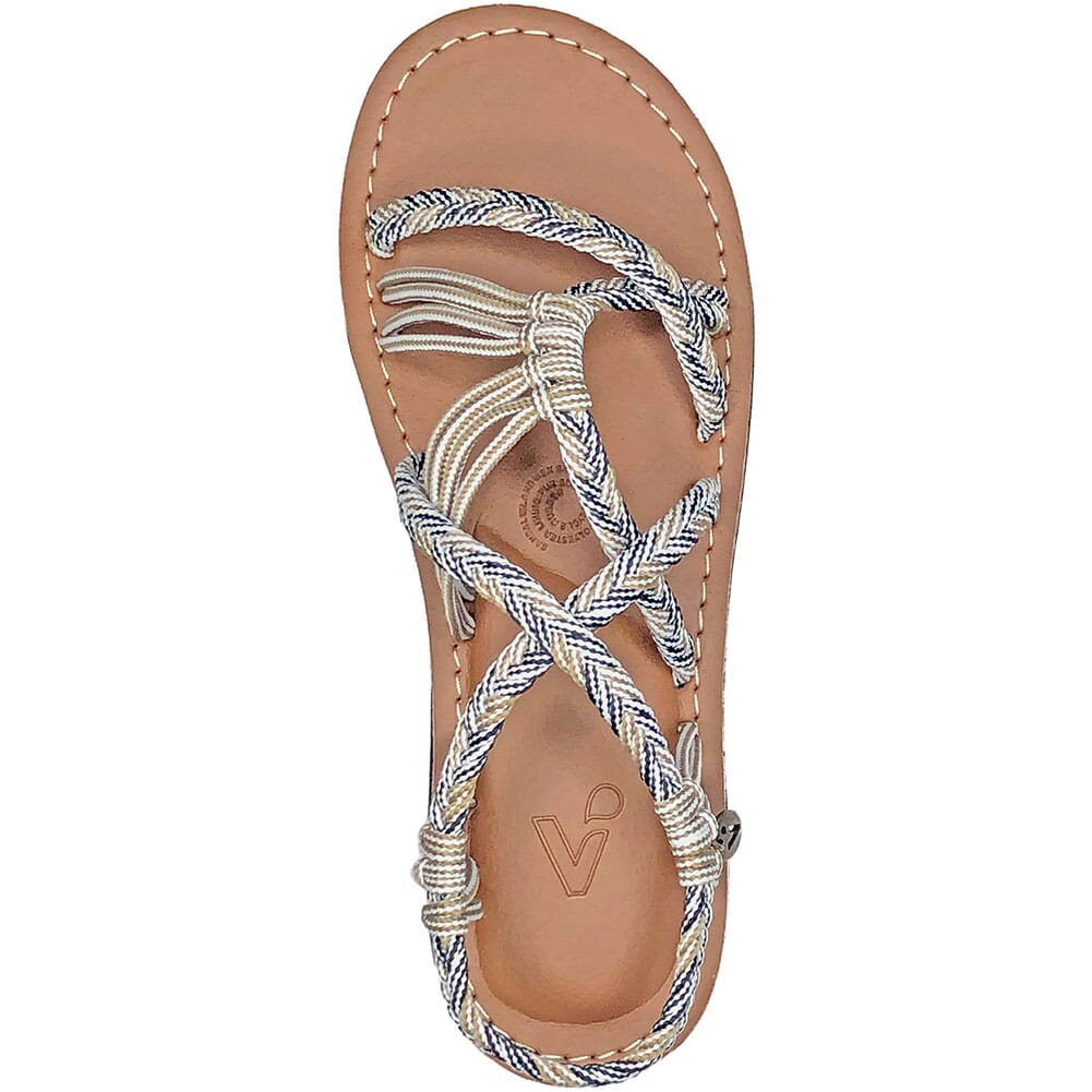 Image for Women's Harmony Freestyle Flat Sandals - Pinstripe from elliottsboots