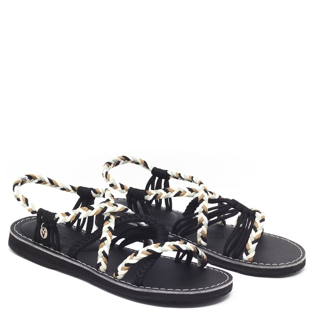 Image for Vines Islandwear Women's Sagebrush Freestyle Sandals - Sage/Cream from bootbay