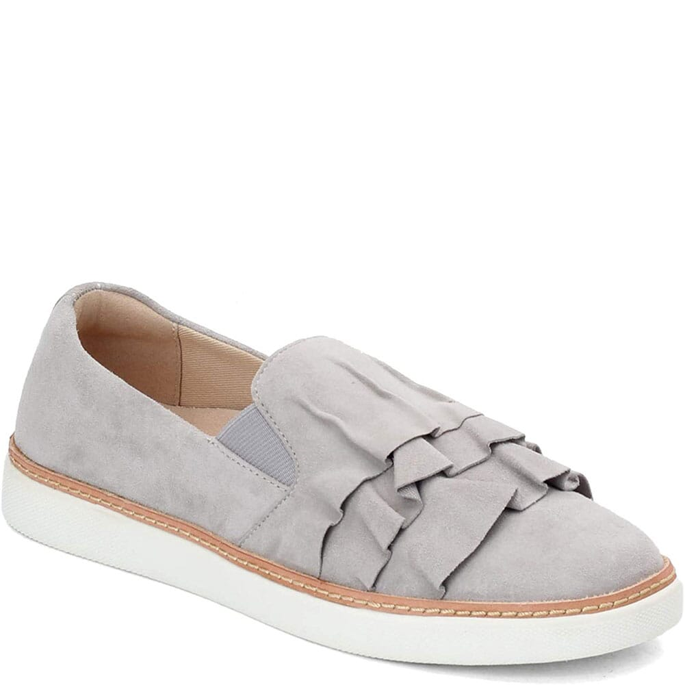 Image for Vionic Women's Mahalo Slip Ons - Light Gray from bootbay