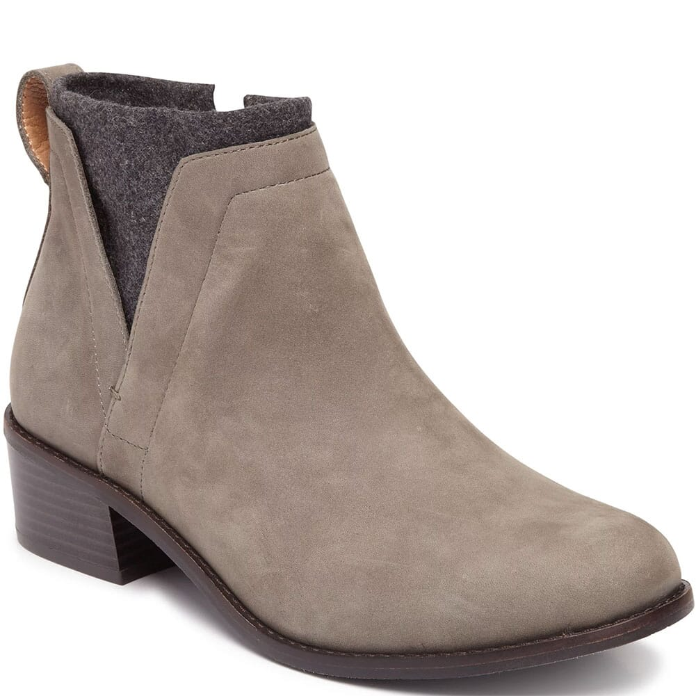 Image for Vioinc Women's Joslyn Casual Boots - Charcoal from bootbay