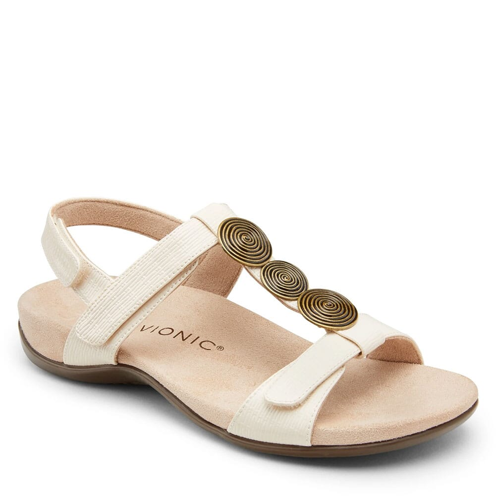 Image for Vionic Women's Farra Sandals - Cream from elliottsboots